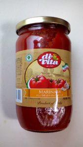 業務スーパーのトリノで作ったトマトパスタソース