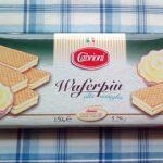 業務スーパーのイタリアのウエハース バニラ味は甘くて美味しいウエハースでした。