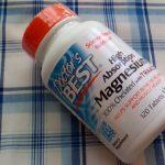 アイハーブでキレート処理されたマグネシウムを買ってみる。骨粗しょう症にはカルシウムよりマグネシウム重視が大切!