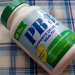 アイハーブで乳酸菌を買って腸の調子を整えよう作戦 たまには違うのに浮気したいとPB8を選んでみました。