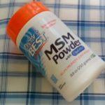 アイハーブでビタミンCとMSMをとるようになってお肌の手触りが変わった話。