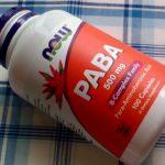 アイハーブで買える飲む日焼け止めとしてPABAをとりはじめて一ヶ月の感想