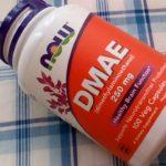 アイハーブでNow FoodsのDMAEを買って飲んでみた感想。私には即効性はなくお腹も減ります!