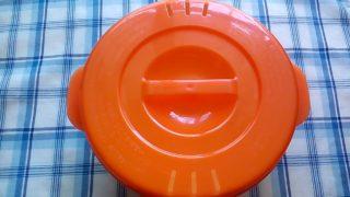 100均ダイソーの レンジでラーメン『丼』要らず 電子レンジで袋ラーメンが作れて洗い物が少ない便利グッズです。