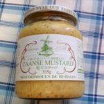 業務スーパーの瓶入りオランダ産粒マスタードはなんだかちょっと物足りない味でした。あと一味足らない感じで上品な?お味です。