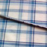 エボニーの鉛筆を1本だけ買うなら楽天の万葉堂がおすすめです。ただエボニーは眉を描くのには固すぎるのではないでしょうか?