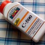 アイハーブのとても安い21st CenturyのビタミンC-500を飲んでみたので感想です。