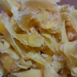 生姜糖とジンジャーシロップ 生姜の季節になるともりもり作ってもりもり食べたい辛くて甘い幸せの味。