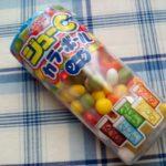 ジューC カラーボール はとても美味しいラムネであると共にプラシーボ効果を試すことができるのではないかと思っている話。
