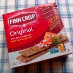 アイハーブのライ麦クラッカーはライ麦好きにおすすめしたいカリカリお煎餅?です。