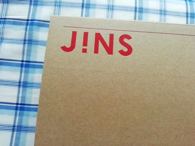 JINSの送付箱