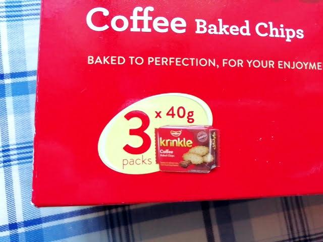 業務スーパーのオリエントビスケットのコーヒー味は3つパック