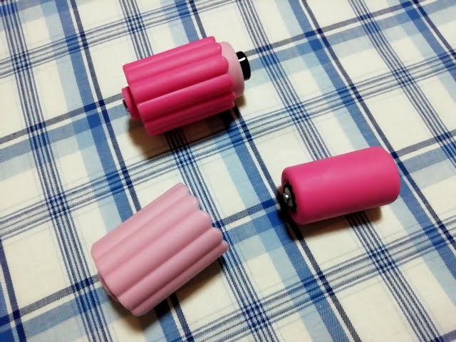 100均ダイソーの電池チェンジャーで単3乾電池を単2に
