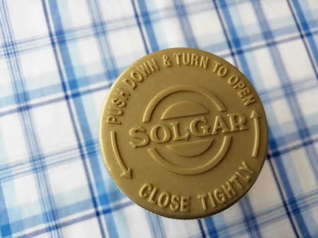 アイハーブのSolgar, ジェントルアイアン、25 mgの蓋
