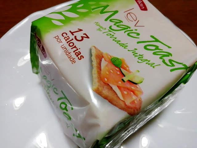 業務スーパーのマリランのマジックトースト小麦ブラン198円の小袋