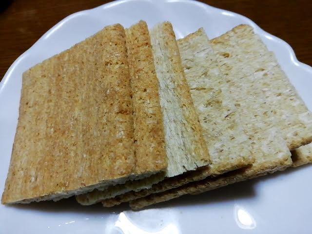 業務スーパーのマリランのマジックトースト小麦ブラン198円の外見