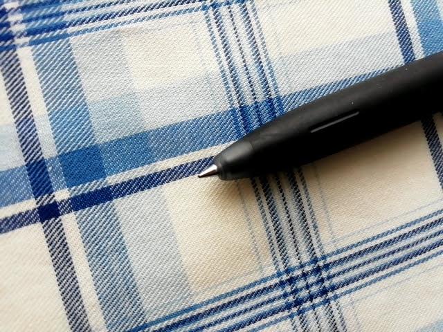ボールペン ブレンのペン先