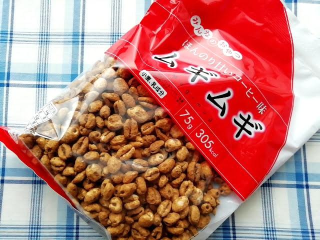 南国製菓のムギムギ