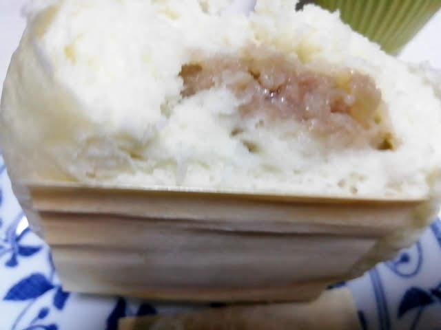 神戸元町の四興樓の豚まんの皮が美味い