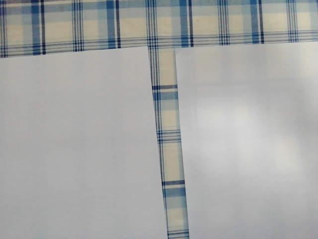 100均ダイソーのインクジェットプリンタ用紙70枚入り普通紙はちょっとだけつるっとしている