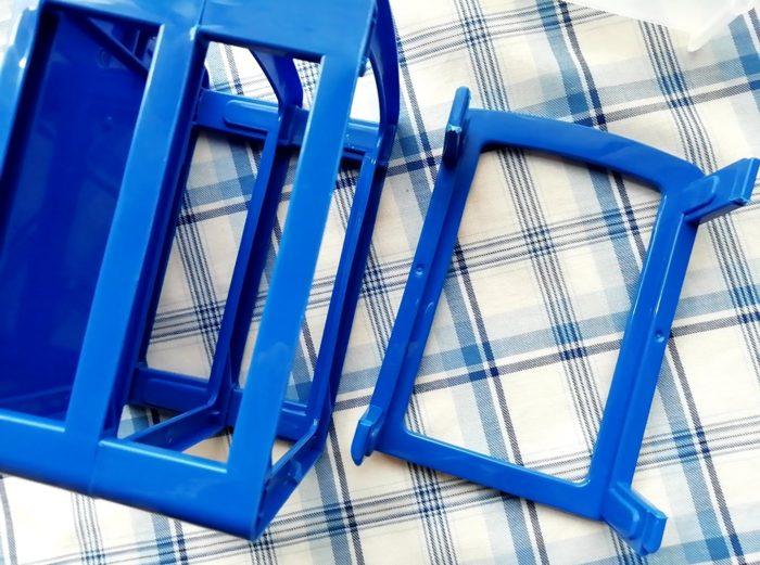 100均ワッツのミニドロアーboxの3段は分解できる