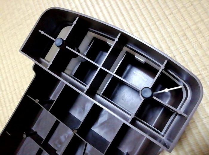踏み台昇降運動用のステップ台の足部分