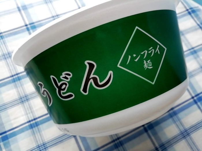 カップ麺の容器