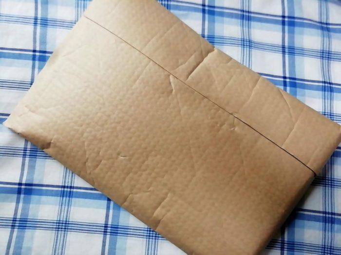 幸田商店の訳あり干しいも500gの包装
