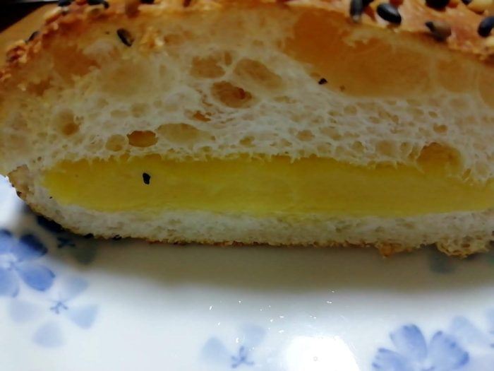 ファミマの焼きいもバターサンド