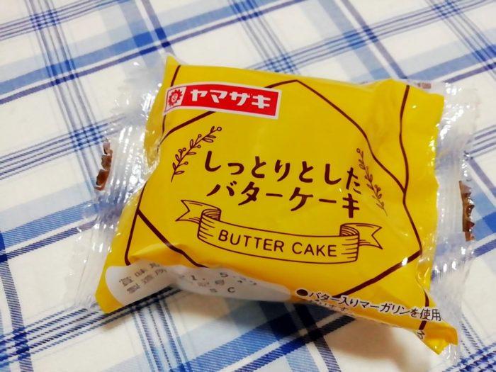 100均ダイソーのしっとりとしたバターケーキ